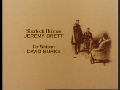 THE ADVENTURES OF SHERLOCK HOLMES ED