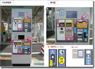 ネクスコ 中 日本 料金