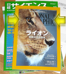 NATIONAL GEOGRAPHIC 2013年8月号