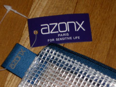 紙タグ:AZONX PARIS FOR SENSITIVE LIFE
