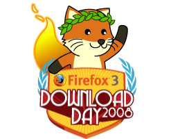 Firefox3 Download Day 2008